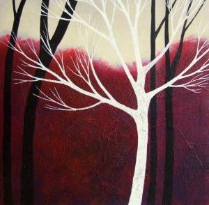 The Forest at Dusk ©Deborah Burrow