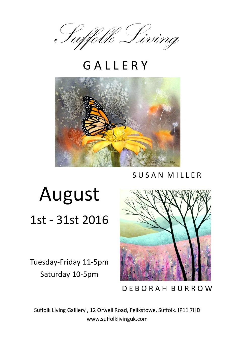 Suffolk Living 2016 flyer