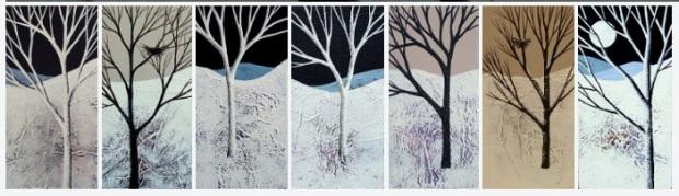 Midwinter Tree series