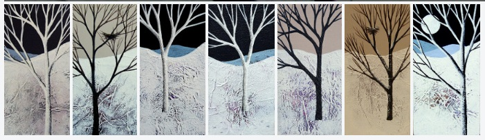 Midwinter Tree series